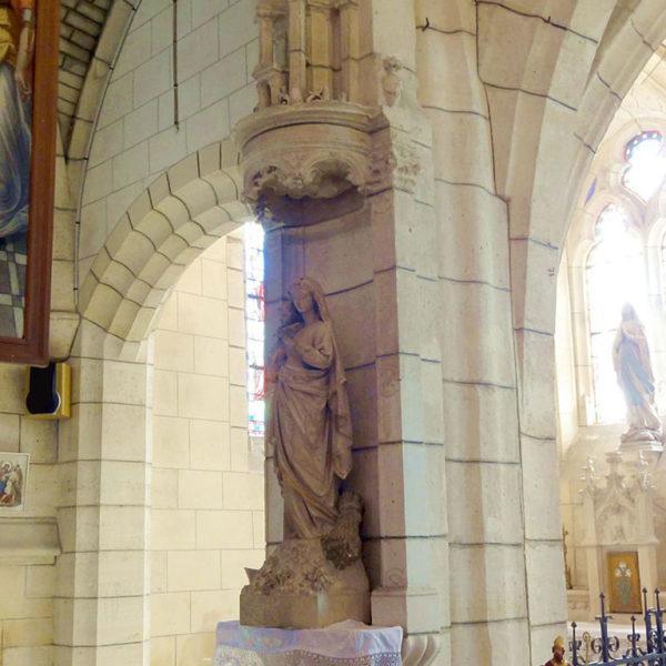 Niche à statue Renaissance